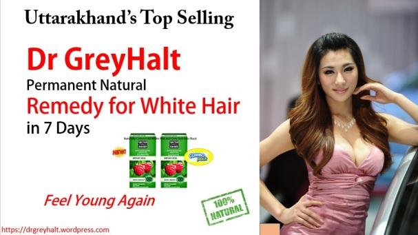 Cingpa Site: Dr GreyHalt Best Prevent Grey Gray White Hair Average